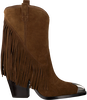 Beige ASH Cowboystiefel ELISON  - small