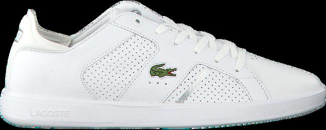 Weiße LACOSTE Sneaker NOVAS CT 118 - large