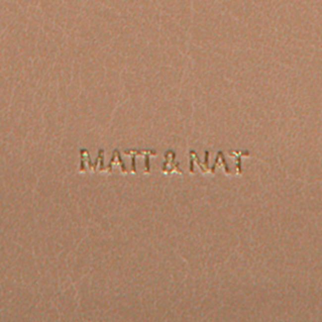Beige MATT & NAT Umhängetasche RITH CROSSBODY  - large