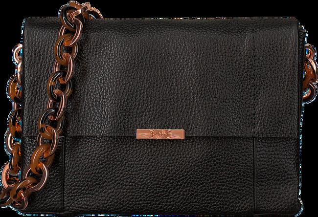 Schwarze TED BAKER Handtasche IPOMOEA - large
