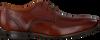 Cognacfarbene VAN LIER Business Schuhe 1956500  - small