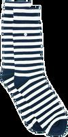 Weiße Alfredo Gonzales Socken HARBOUR STRIPES  - medium