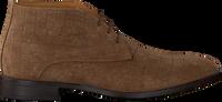 Taupe MAZZELTOV Business Schuhe 4145  - medium