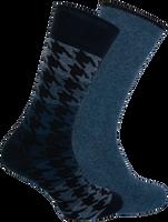 Blaue MARCMARCS Socken CHRIS COTTON 2-PACK  - medium