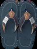 Blaue GAASTRA Pantolette GERTON  - small