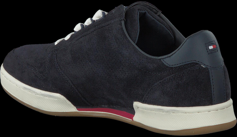 blaue tommy hilfiger sneaker hoxton2b schuhmode online. Black Bedroom Furniture Sets. Home Design Ideas