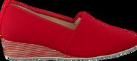 Rote HASSIA Slipper JESOLO  - medium