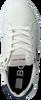Weiße BJORN BORG Sneaker T307 LOW PRF K - small