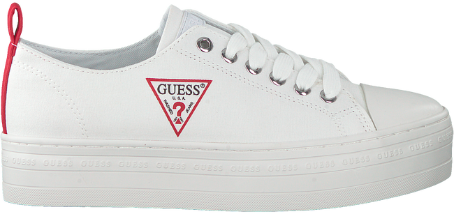 Weiße GUESS Sneaker low BRIGS  - large