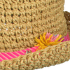 Beige LE BIG Hut SALWA HAT  - small