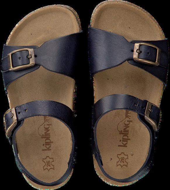 Blaue KIPLING Sandalen EASY 4 - large