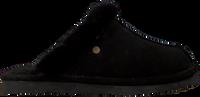 Schwarze WARMBAT Hausschuhe LISMORE  - medium