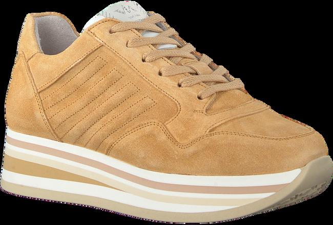 Camelfarbene VIA VAI Sneaker low MILA  - large