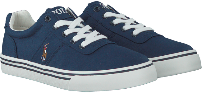 Blaue POLO RALPH LAUREN Sneaker HANFORD KIDS - large