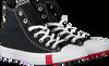 Schwarze CONVERSE Sneaker high CHUCK TAYLOR AS MULTI LOGO  - small