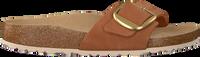 Cognacfarbene BIRKENSTOCK Pantolette MADRID BRANDY  - medium