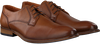 Cognacfarbene VAN LIER Business Schuhe 1919100  - small