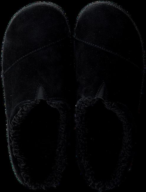 Schwarze TOMS Hausschuhe BERKELEY  - large