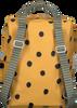 Gelbe STICKY LEMON Rucksack FRECKLES LARGE  - small