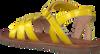 Gelbe APPLES & PEARS Sandalen FANNY  - small