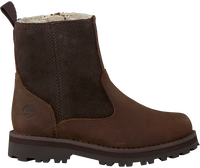 Braune TIMBERLAND Ankle Boots COURMA KID WARM LINED  - medium