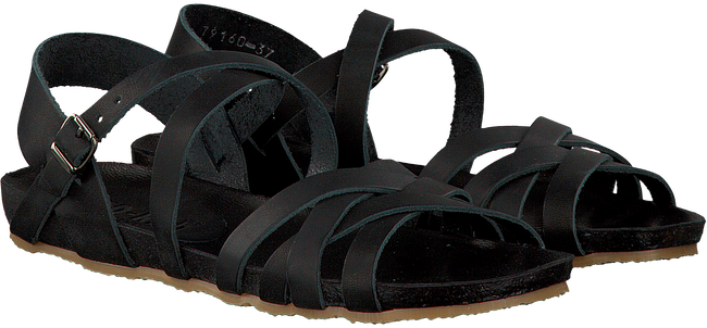 Schwarze RED RAG Sandalen 79160 - large