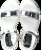 Silberne UNISA Sandalen NETTIE  - small