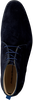 Blaue FLORIS VAN BOMMEL Schnürboots 20300  - small