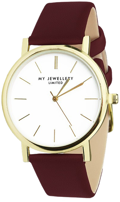 Rote MY JEWELLERY Uhr MY JEWELLERY LIMITED WATCH - large