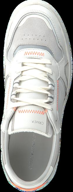 Weiße CRIME LONDON Sneaker low LUNAR  - large