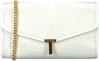Weiße TED BAKER Umhängetasche ARTHEA  - medium