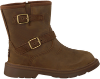 Braune UGG Stiefeletten KINZEY WEATHER  - medium