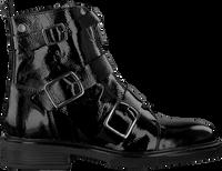 Schwarze NOTRE-V Biker Boots 01-329  - medium