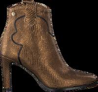 Bronzefarbene NOTRE-V Stiefeletten 7459  - medium