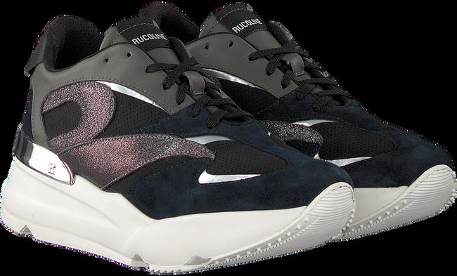 Schwarze RUCOLINE Sneaker 4035 SPARKLE 1035  - large