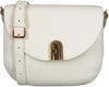 Graue FURLA Umhängetasche SLEEK S CROSSBODY  - small