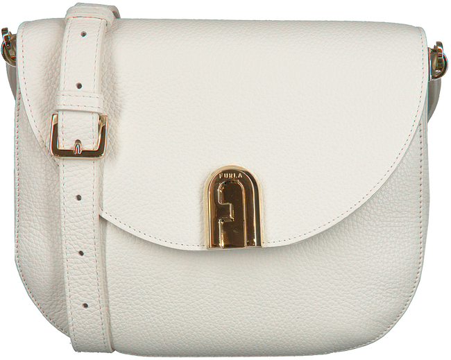 Graue FURLA Umhängetasche SLEEK S CROSSBODY  - large