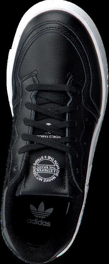 Schwarze ADIDAS Sneaker SUPERCOURT C  - larger