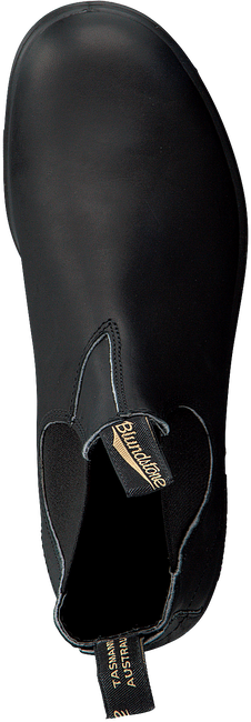 Schwarze BLUNDSTONE Chelsea Boots ORIGINAL HEREN  - large