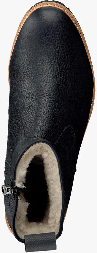 Schwarze BLACKSTONE Ankle Boots SG54  - larger