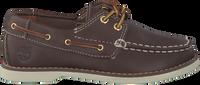 Braune TIMBERLAND Slipper SEABURY 2I BOAT - medium
