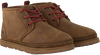 Braune UGG Ankle Boots NEUMEL WATERPROOF  - small