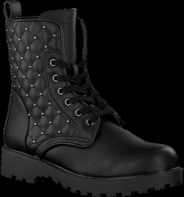 Black GUESS shoe FLNFA3 ELE10  - large