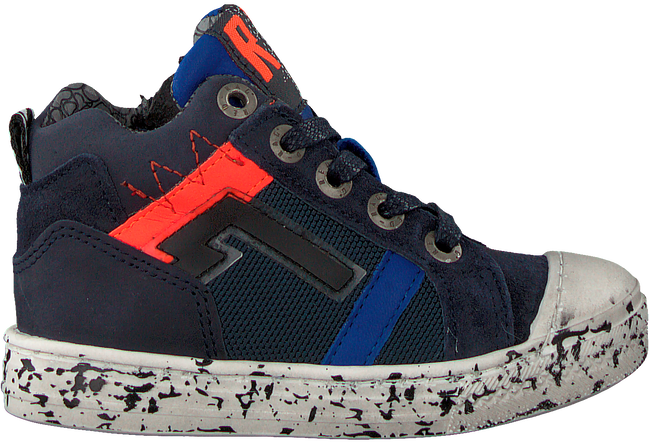 Blaue RED-RAG Sneaker 13327  - large