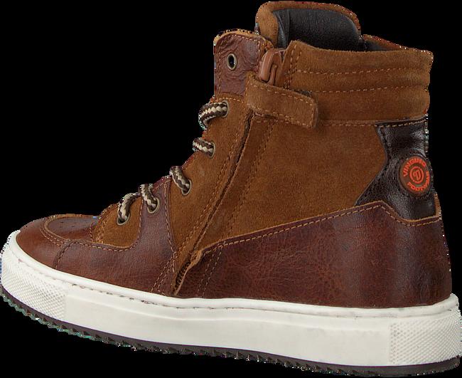 Cognacfarbene VINGINO Sneaker high SIL MID  - large