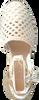 Weiße UNISA Espadrilles LUENGO  - small