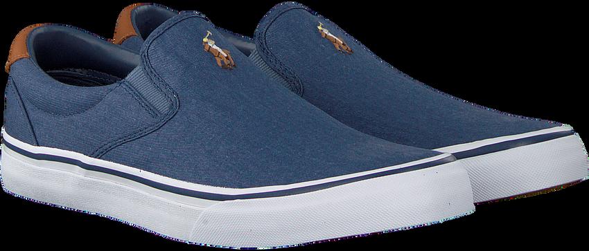Blaue POLO RALPH LAUREN Slip-on Sneaker THOMPSON  - larger