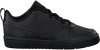 Schwarze NIKE Sneaker low COURT BOROUGH LOW (GS)  - small