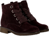 Rote GABOR Schnürboots 705  - small