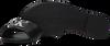 Schwarze CALVIN KLEIN Pantolette FLAT SANDAL SLIDE  - small